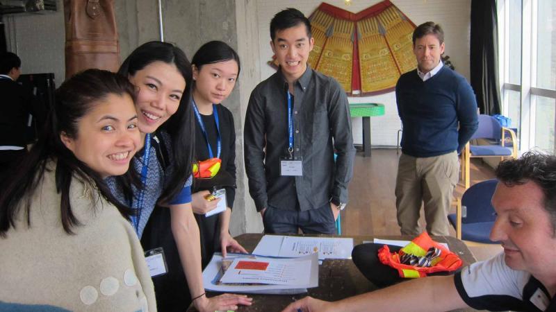teamstorming communication team building activity