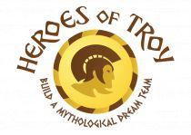 heroes of troy logo