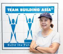 Rachel Wong Office Manager Team Building Asia