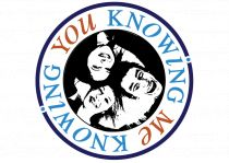 knowing me knowing you logo