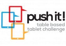 push it logo